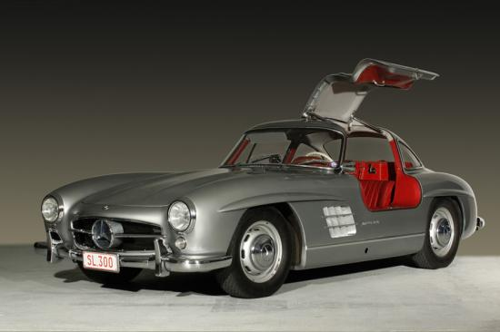 mercedes 300 sl papillon. Black Bedroom Furniture Sets. Home Design Ideas
